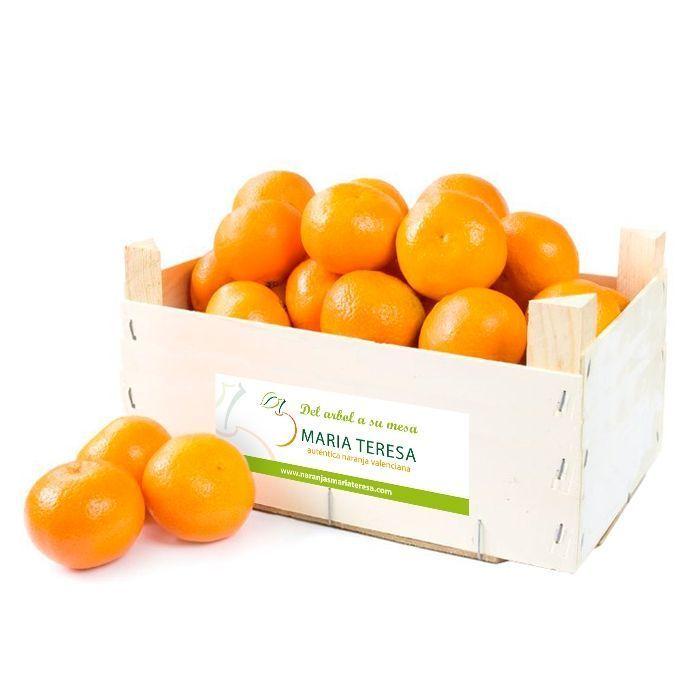 Caja de Mandarinas - Peso 10Kg