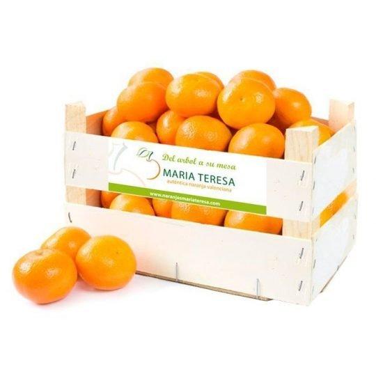 Caja de Mandarinas - Peso 15Kg