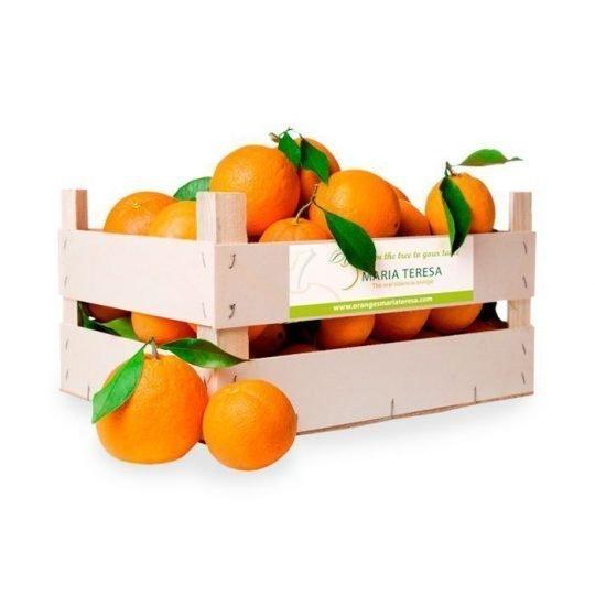 Caja mixta de 5kg de Naranja y 10kg de Mandarina - Peso 15kg