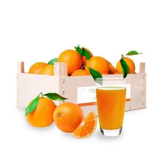 Caja de Naranjas para zumo - Peso 10Kg 1