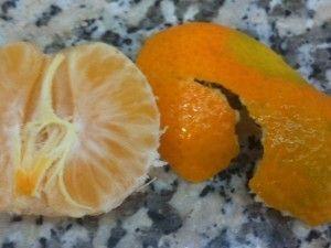 Las mandarinas siguen en su línea, cada día mejores